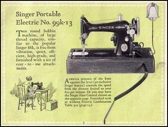 Singer Knee Lever Sewing Machines Oldsingersewingmachineblog New How To Use My Singer Sewing Machine