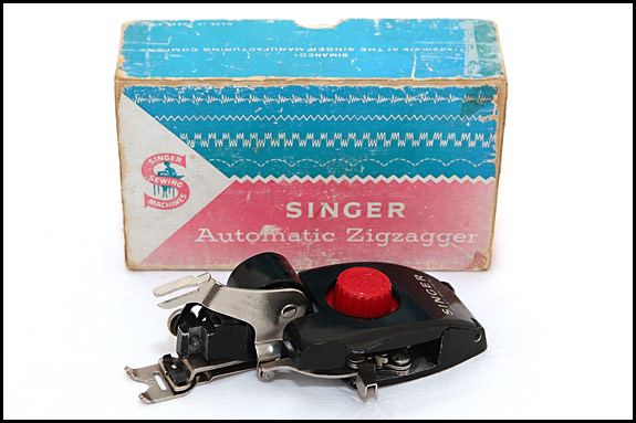 Picture of Singer Automatic Zigzagger 161157