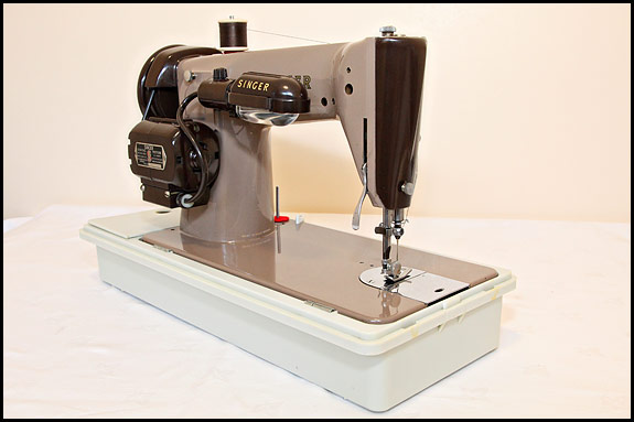 Picture of Singer 201K Mk2 sewing machine