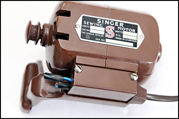 singer sewing machine maintenance