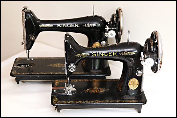 The Singer 40K And The Singer 40K How To Tell Them Apart Fascinating Singer Sewing Machine 66