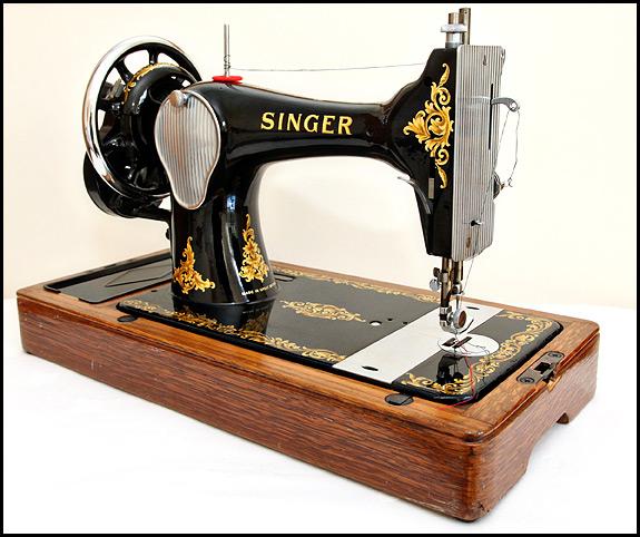 Singer 40 40 140 140 Oldsingersewingmachineblog New Vintage Singer Sewing Machines For Sale